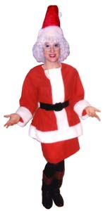 Ms Santa character can assist Santa at his duties at a corporate Christmas party or perform other activities for kids holiday party entertainment in nyc