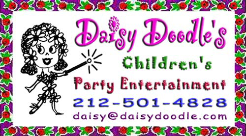 Daisy Doodle's Childrens Party Entertainment and kids birthday  parties