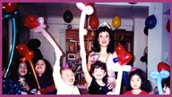 Princess parties kids childrens princess party entertainment NYC